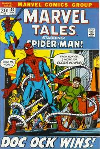 Cover Thumbnail for Marvel Tales (Marvel, 1966 series) #40