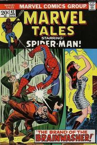Cover Thumbnail for Marvel Tales (Marvel, 1966 series) #42