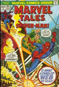 Cover Thumbnail for Marvel Tales (Marvel, 1966 series) #44