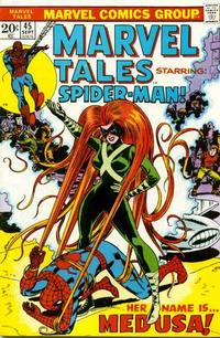 Cover Thumbnail for Marvel Tales (Marvel, 1966 series) #45