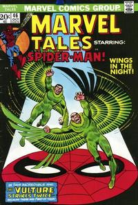 Cover Thumbnail for Marvel Tales (Marvel, 1966 series) #46