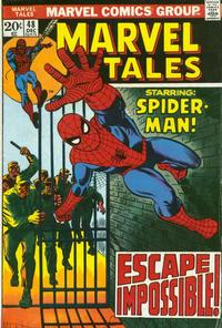 Cover Thumbnail for Marvel Tales (Marvel, 1966 series) #48