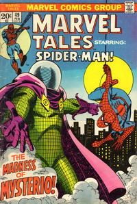 Cover Thumbnail for Marvel Tales (Marvel, 1966 series) #49