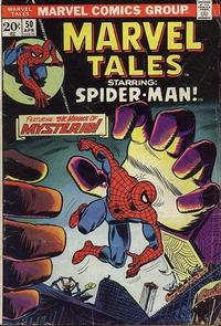 Cover Thumbnail for Marvel Tales (Marvel, 1966 series) #50