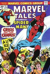Cover Thumbnail for Marvel Tales (Marvel, 1966 series) #51
