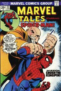 Cover Thumbnail for Marvel Tales (Marvel, 1966 series) #52