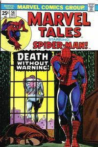 Cover Thumbnail for Marvel Tales (Marvel, 1966 series) #56