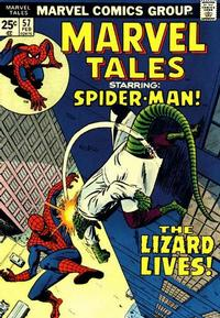 Cover Thumbnail for Marvel Tales (Marvel, 1966 series) #57