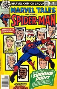 Cover for Marvel Tales (Marvel, 1966 series) #98