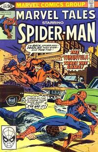 Cover Thumbnail for Marvel Tales (Marvel, 1966 series) #124 [Direct Edition]