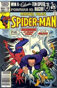 Cover Thumbnail for Marvel Tales (Marvel, 1966 series) #136