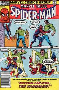 Cover Thumbnail for Marvel Tales (Marvel, 1966 series) #141