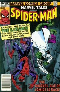 Cover Thumbnail for Marvel Tales (Marvel, 1966 series) #143