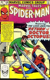 Cover Thumbnail for Marvel Tales (Marvel, 1966 series) #148