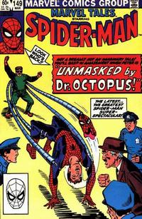 Cover Thumbnail for Marvel Tales (Marvel, 1966 series) #149 [Direct]
