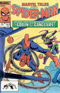 Cover Thumbnail for Marvel Tales (Marvel, 1966 series) #161 [Direct]