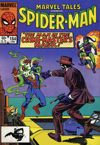 Cover Thumbnail for Marvel Tales (Marvel, 1966 series) #164 [Direct Edition]