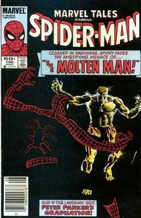 Cover Thumbnail for Marvel Tales (Marvel, 1966 series) #166