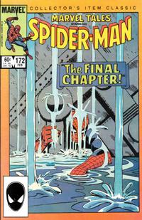 Cover Thumbnail for Marvel Tales (Marvel, 1966 series) #172