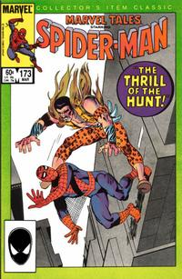 Cover Thumbnail for Marvel Tales (Marvel, 1966 series) #173