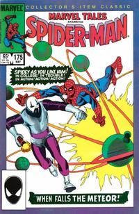 Cover Thumbnail for Marvel Tales (Marvel, 1966 series) #175 [Direct Edition]