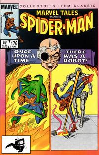 Cover Thumbnail for Marvel Tales (Marvel, 1966 series) #176