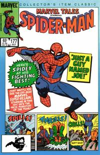 Cover Thumbnail for Marvel Tales (Marvel, 1966 series) #177