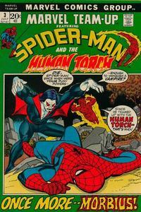 Cover Thumbnail for Marvel Team-Up (Marvel, 1972 series) #3
