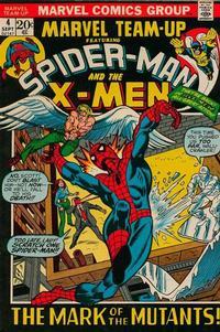 Cover Thumbnail for Marvel Team-Up (Marvel, 1972 series) #4