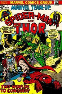 Cover Thumbnail for Marvel Team-Up (Marvel, 1972 series) #7