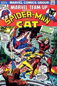 Cover Thumbnail for Marvel Team-Up (Marvel, 1972 series) #8