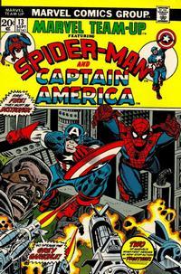 Cover Thumbnail for Marvel Team-Up (Marvel, 1972 series) #13
