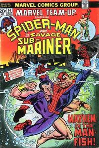 Cover Thumbnail for Marvel Team-Up (Marvel, 1972 series) #14