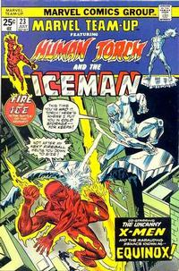 Cover Thumbnail for Marvel Team-Up (Marvel, 1972 series) #23