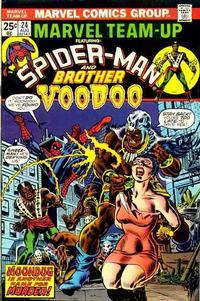 Cover Thumbnail for Marvel Team-Up (Marvel, 1972 series) #24 [Regular]