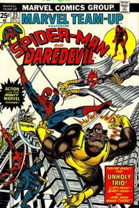 Cover Thumbnail for Marvel Team-Up (Marvel, 1972 series) #25 [Regular]