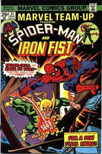 Cover Thumbnail for Marvel Team-Up (Marvel, 1972 series) #31 [Regular]