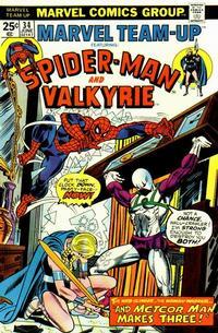 Cover Thumbnail for Marvel Team-Up (Marvel, 1972 series) #34 [Regular]