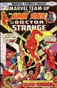 Cover Thumbnail for Marvel Team-Up (Marvel, 1972 series) #35