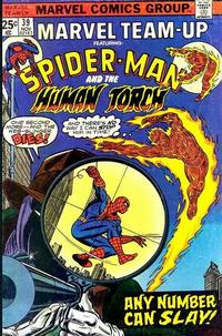 Cover Thumbnail for Marvel Team-Up (Marvel, 1972 series) #39