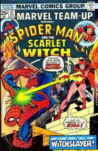 Cover for Marvel Team-Up (Marvel, 1972 series) #41