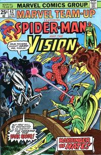 Cover Thumbnail for Marvel Team-Up (Marvel, 1972 series) #42