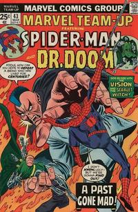 Cover Thumbnail for Marvel Team-Up (Marvel, 1972 series) #43