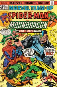 Cover Thumbnail for Marvel Team-Up (Marvel, 1972 series) #44