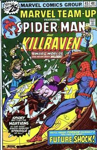 Cover Thumbnail for Marvel Team-Up (Marvel, 1972 series) #45 [25¢]