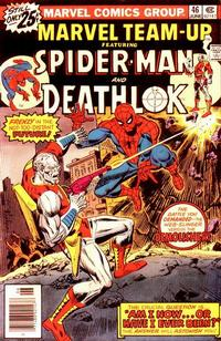 Cover Thumbnail for Marvel Team-Up (Marvel, 1972 series) #46