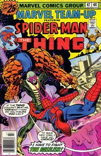 Cover Thumbnail for Marvel Team-Up (Marvel, 1972 series) #47