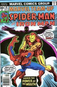 Cover Thumbnail for Marvel Team-Up (Marvel, 1972 series) #49