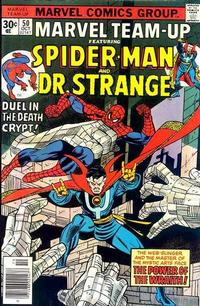 Cover Thumbnail for Marvel Team-Up (Marvel, 1972 series) #50