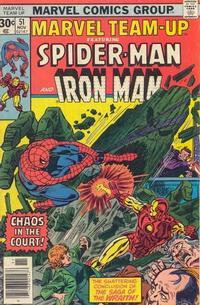 Cover Thumbnail for Marvel Team-Up (Marvel, 1972 series) #51